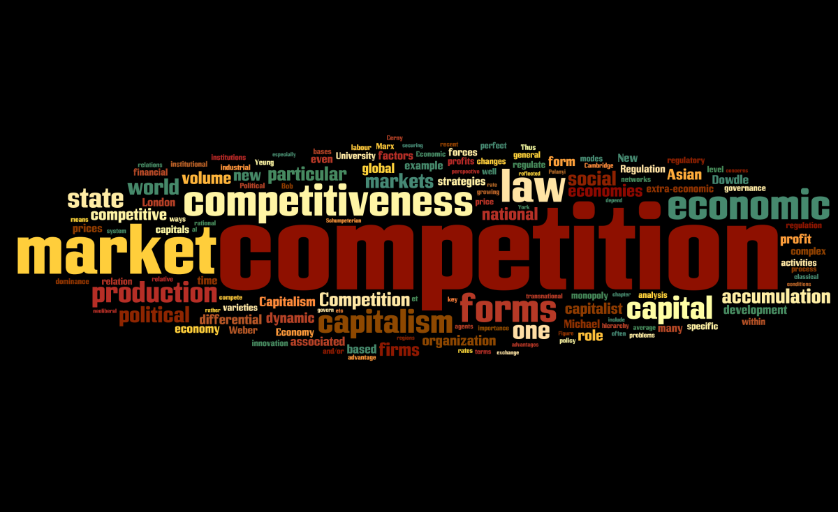 Capitalism vs competition?